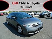 Used 2011 Honda Civic LX in Little Rock, Arkansas