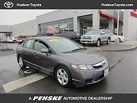 Used 2011 Honda Civic LXS in Newark, Arkansas