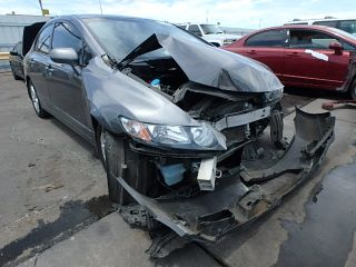 Honda Civic LXS 2011