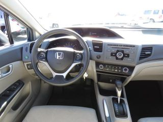 Used 2012 Honda Civic LX in Irvine, California