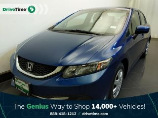 Honda Civic LX 2015
