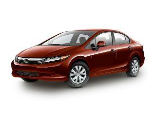 Used 2012 Honda Civic LX in Harrisonburg, Virginia