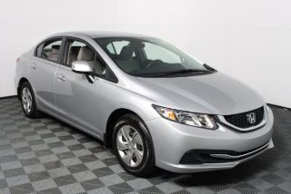 Used 2013 Honda Civic LX in Ocala, Florida