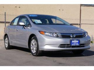 Used 2012 Honda Civic LX in Corona, California