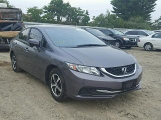 Honda Civic SE 2015
