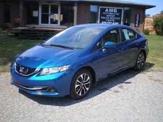 Honda Civic EX 2015