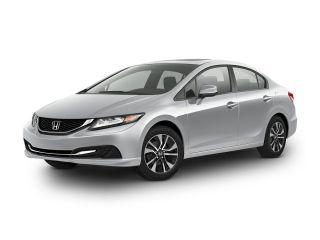 Used 2015 Honda Civic EX in North Hollywood, California