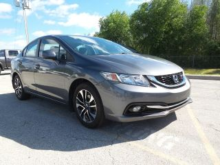 2013 Honda Civic EXL