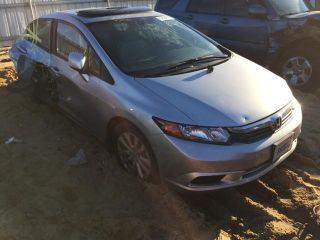 Honda Civic EXL 2012