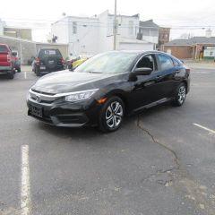 Used 2016 Honda Civic LX in Mechanicsburg, Ohio