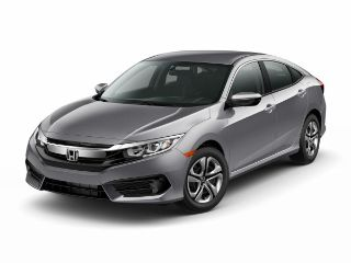Used 2016 Honda Civic LX in Rochester, New York