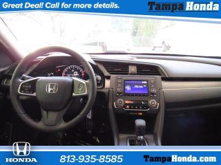 Honda Civic LX 2018