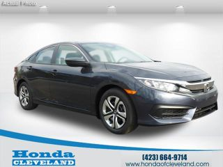 Used 2018 Honda Civic LX in Cleveland, Tennessee