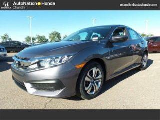 Used 2016 Honda Civic LX in Chandler, Arizona