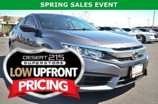 Used 2016 Honda Civic LX in Las Vegas, Nevada