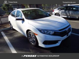 Used 2016 Honda Civic EX in Tempe, Arizona