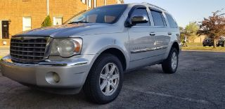 2008 Chrysler Aspen Limited Edition