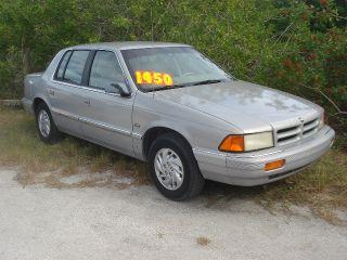 Dodge Spirit 1995