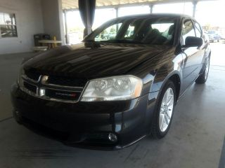 Dodge Avenger Heat 2011