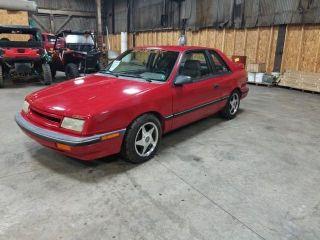 1989 Dodge Shadow