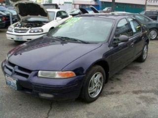 Dodge Stratus ES 1997