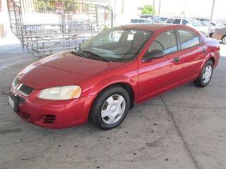 Used 2004 Dodge Stratus SE in Gardena, California