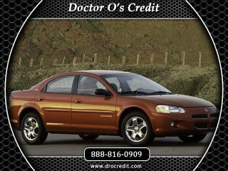 Used 2003 Dodge Stratus SE in Sauk City, Wisconsin