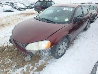 Dodge Stratus SE 2002