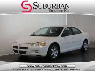 Used 2002 Dodge Stratus SXT in Troy, Michigan
