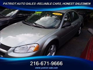 Used 2004 Dodge Stratus SXT in Cleveland, Ohio