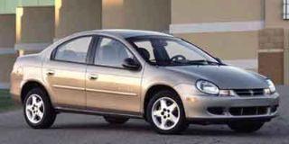 Dodge Neon SE 2003
