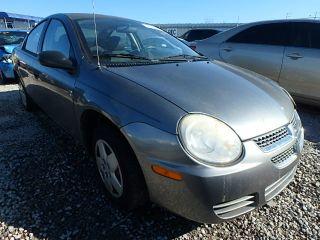 Dodge Neon SE 2005