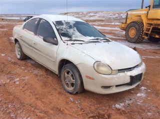 Dodge Neon ES 2000