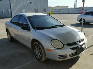 Used 2005 Dodge Neon SXT in Fresno, California