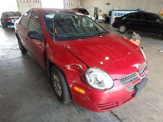 Dodge Neon SXT 2005