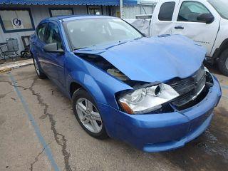 Dodge Avenger SXT 2008