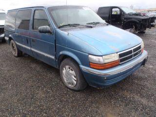 Used 1992 Dodge Grand Caravan In Helena Montana