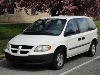 Dodge Caravan SE 2002