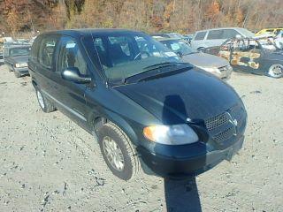 Dodge Caravan SE 2001