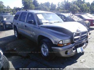 Dodge Durango 2000