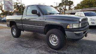 Dodge Ram 1500 ST 2001