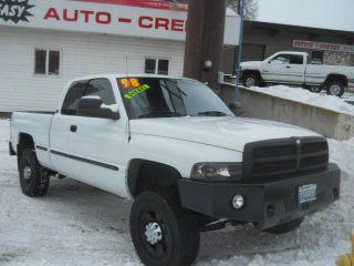 Used 1998 Dodge Ram 2500 in Spokane, Washington