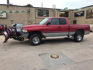 Dodge Ram 2500 Laramie 1998