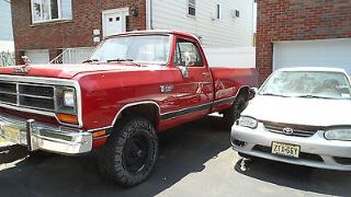 1989 Dodge Ram >> Used 1989 Dodge Ram 250 In Clifton New Jersey