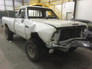 Dodge Ram 250 1992