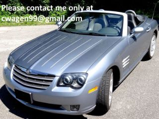 Chrysler Crossfire Limited Edition 2005