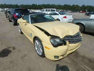 Used 2005 Chrysler Crossfire Limited Edition in Eight Mile, Alabama