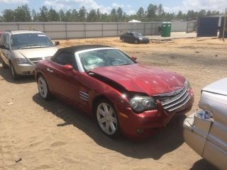 Used 2005 Chrysler Crossfire Limited Edition in Gaston, South Carolina