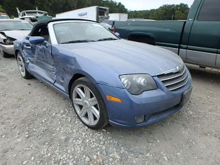 Chrysler Crossfire Limited Edition 2006