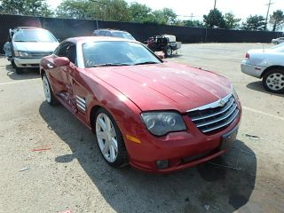 Chrysler Crossfire 2004